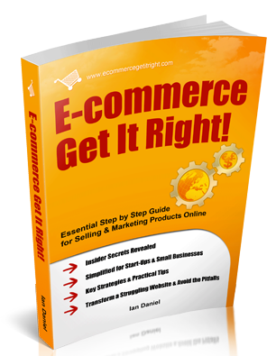 E-commerce Get It Right! book cover
