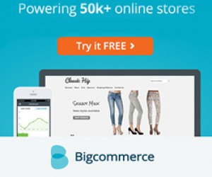 Get Your Own Bigcommerce Store